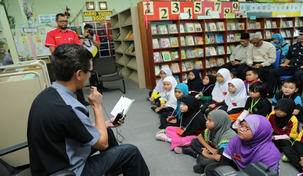 Active Mind Active Body Programme for  Temburong's Young Students