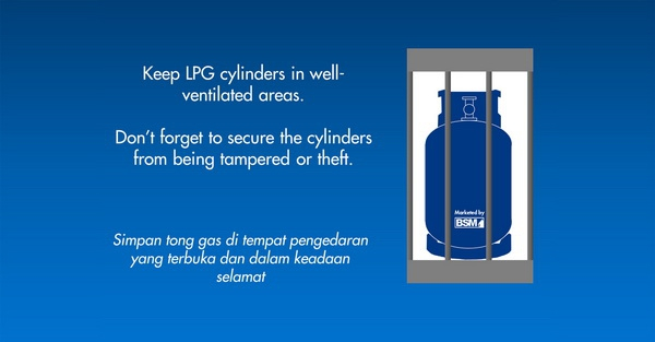 LPG Safety Tips