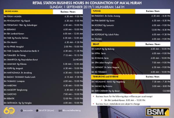 BSM | Brunei Shell Marketing